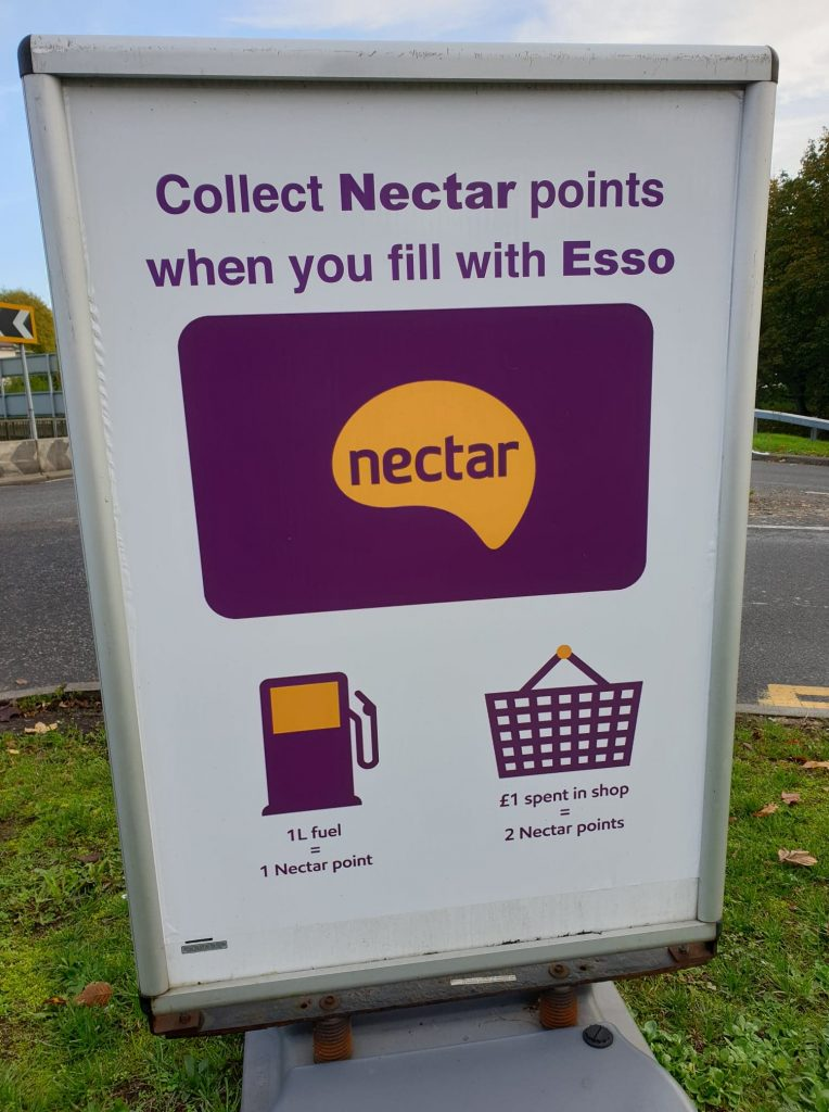 Esso Nectar Loyalty Programme