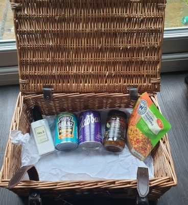The Reverse Advent Calendar – Giving to you local Food Bank