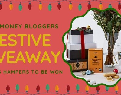 Win one of eight M&S Hampers with the UK Money Bloggers