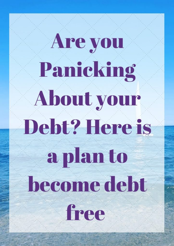 Panicking About your Debt