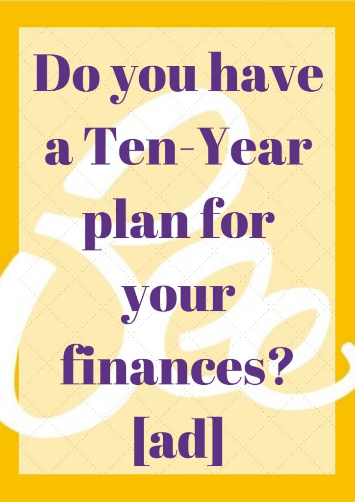 ten-year plan for your finances