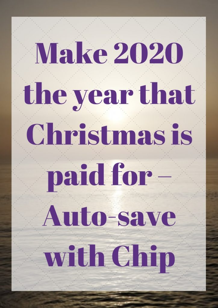 Auto-save with chip