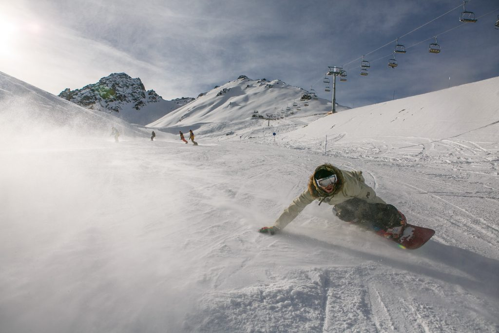 How snowboarding can benefit your health