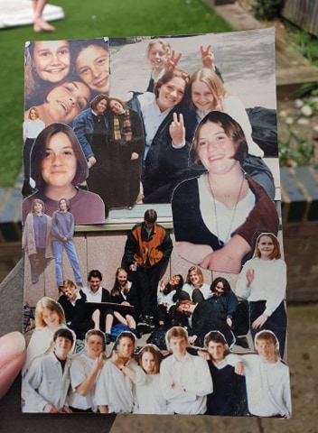 I found my Teenage diaries