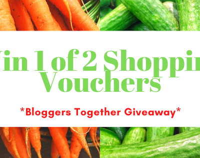 Competition Time! Win a Supermarket Voucher of Your Choice.