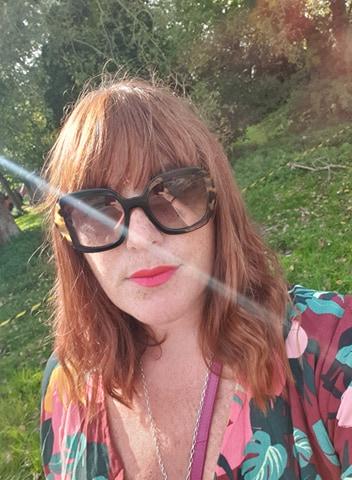 Glastonbury camping glamour