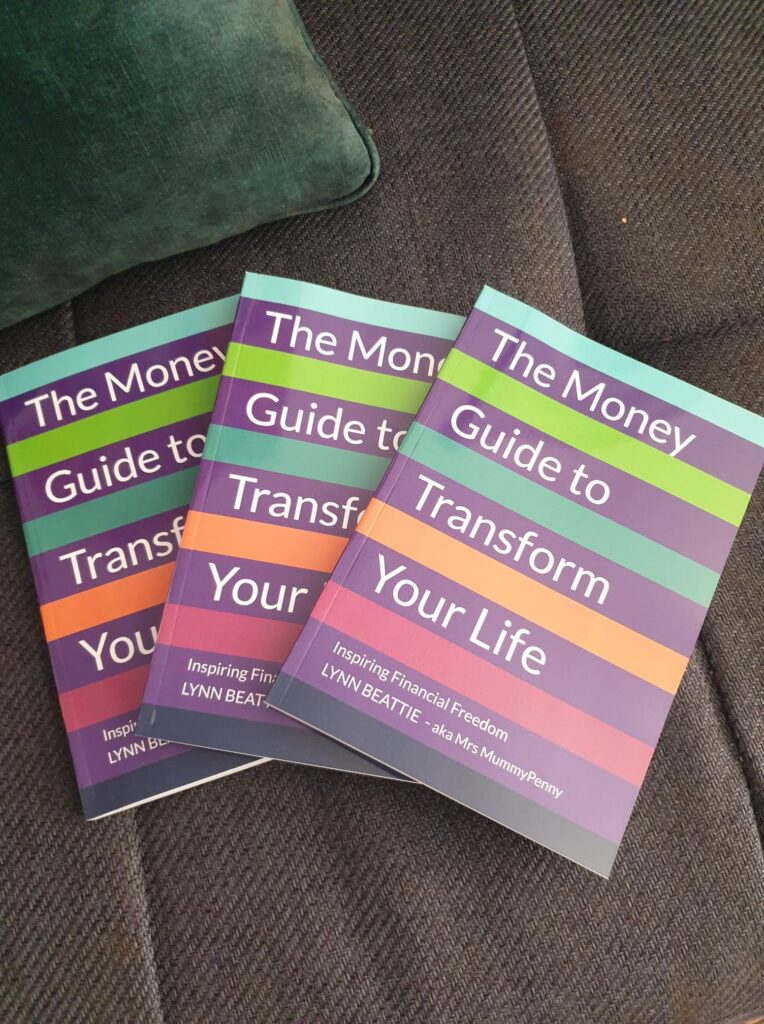 The Money guide to transform your life - my book